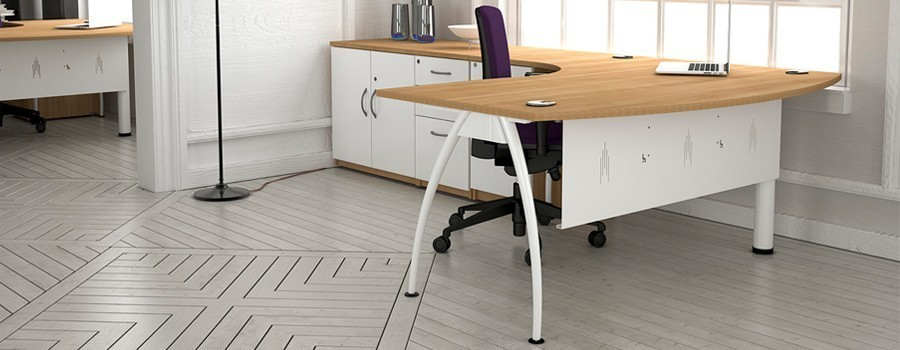 G5 Bow Leg Range Nutrend Office Contract Furniture