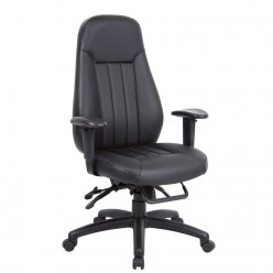 Amani Leather Chair