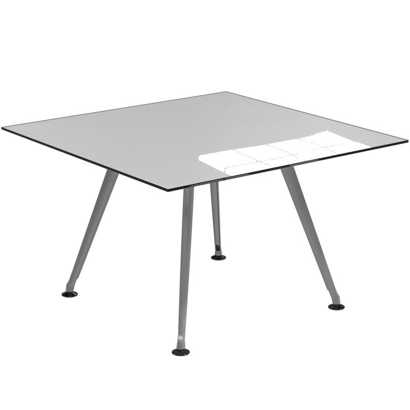 Christiansen Glass Square Table