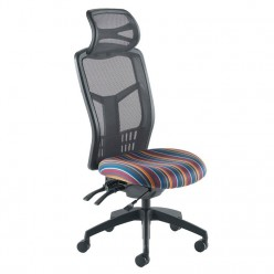 Synchro Executive Mesh Chair