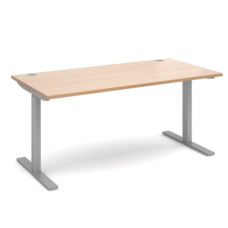 Deluxe Sit Stand Desk