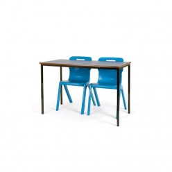 Classroom Table with crush bent frame