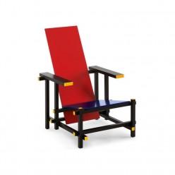 Reitveld wooden armchair