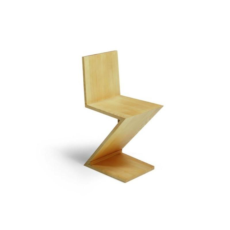 Rietveld Ash Chair