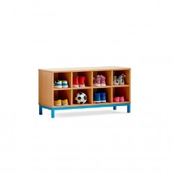 Cloakroom Storage Bench