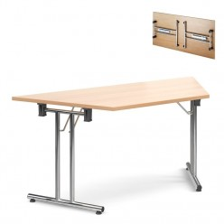 Deluxe Trapezoidal Folding Table
