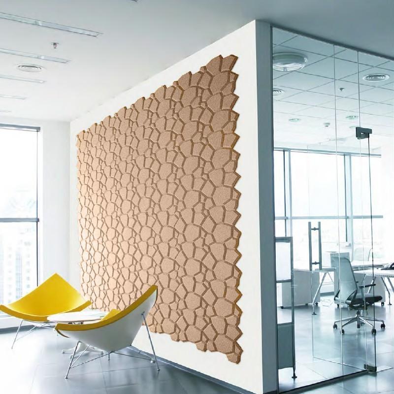 Acoustic Cobble Tile