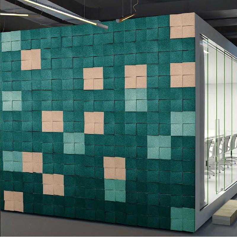 Acoustic Sunken Tile