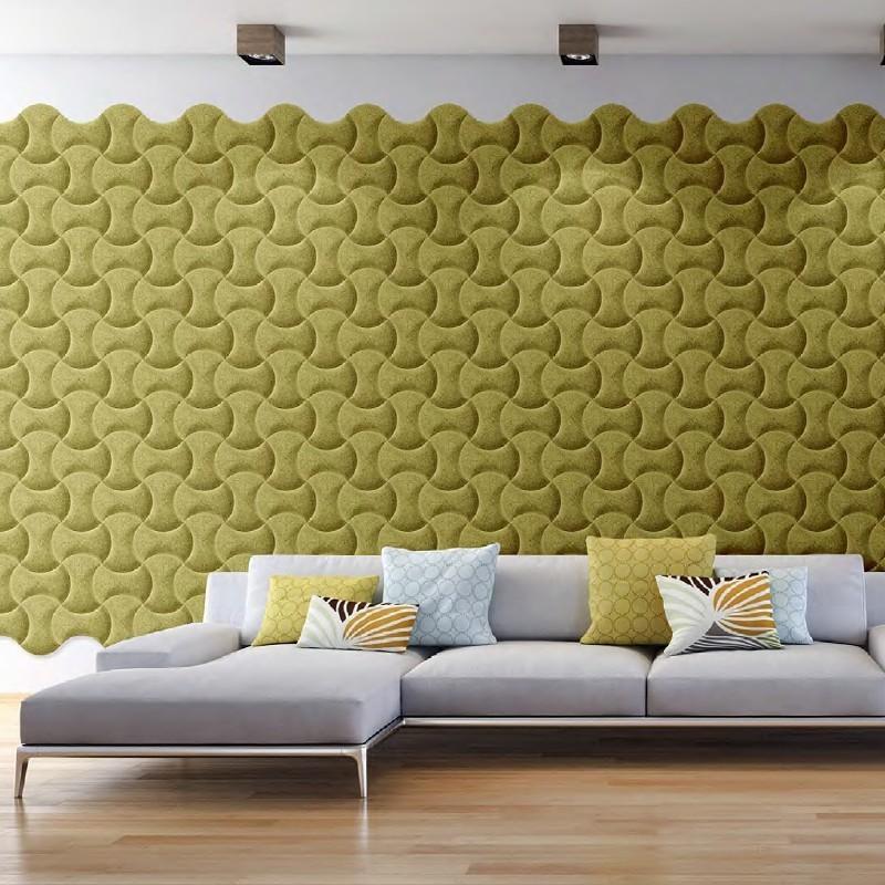 Acoustic Wave Tile