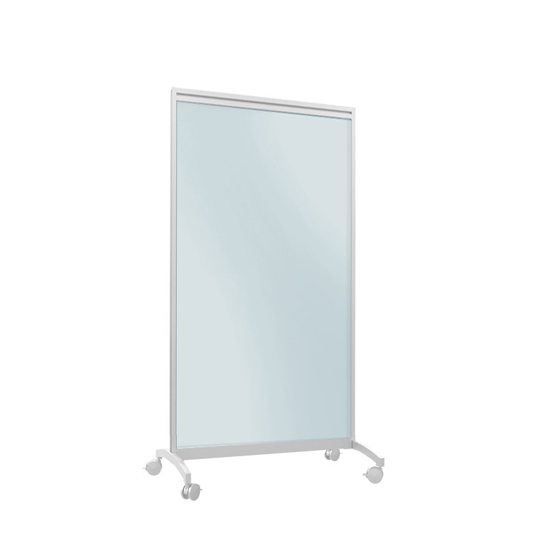 Shroud Mobile Glazed Screen