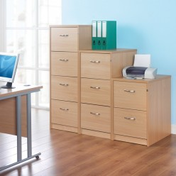 Deluxe Executive Filing Cabinet