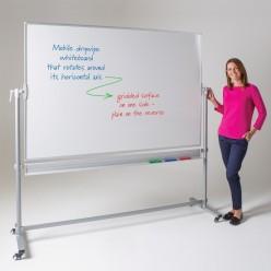 Revolving Whiteboard