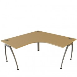 G5 Bow Leg Corner Desk