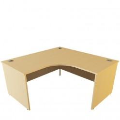 G5 Panel End Corner Desk