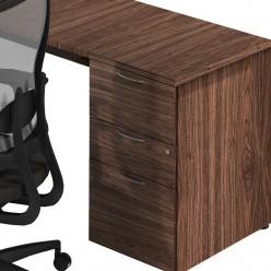 S1 Desk High Pedestal