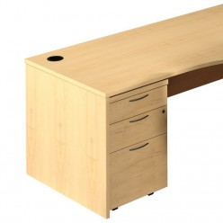 S1 Under Desk Pedestal