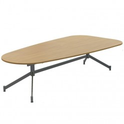 Christiansen V-Base Pear Table
