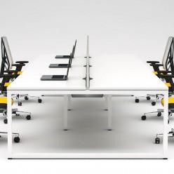 V1 Hoop Bench Desk