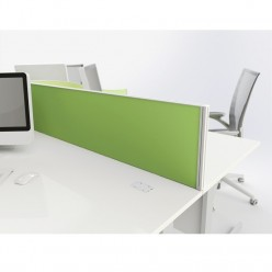 V1 Fabric Desk Screen