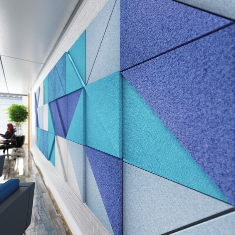 1500mm High Acoustic Screen