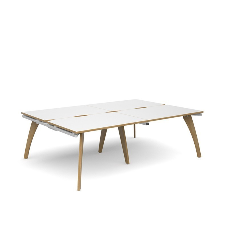 Kapellan Meeting Desk and Pedestal
