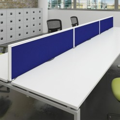 Aluminium Desk Screen
