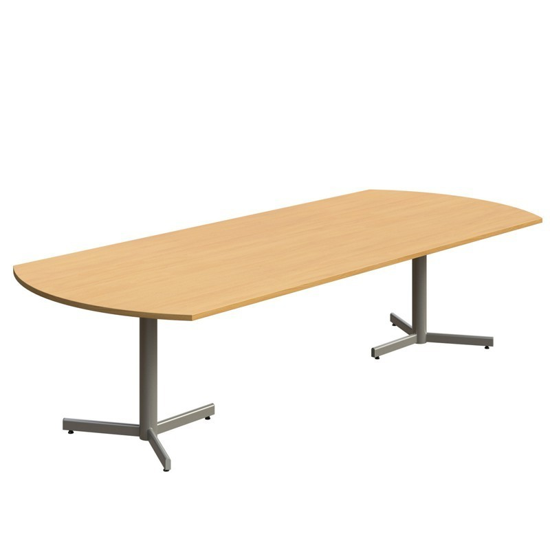 Christiansen Y-Base D-End Table