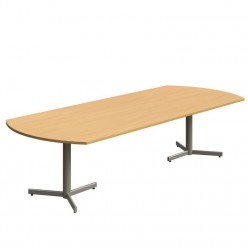 Christiansen Y-Base D-End Table