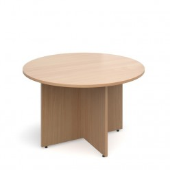 Arrow Circular Table