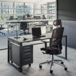 G8 O-Leg Single Desk