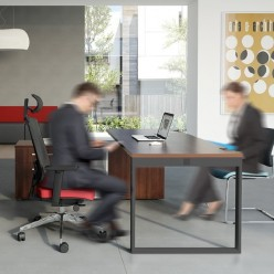 G8 O-Leg Managers Desk