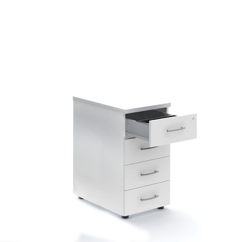 G8 Desk High Pedestal