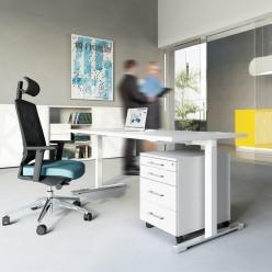 G8 T-Leg Single Desk