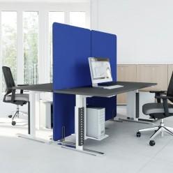 G8 T-Leg Double Desk