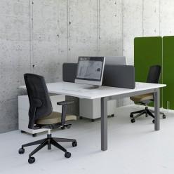 G8 Goal-Post Double Desk