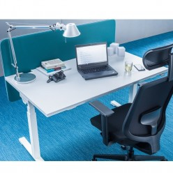 G8 Sit Stand Single Desk