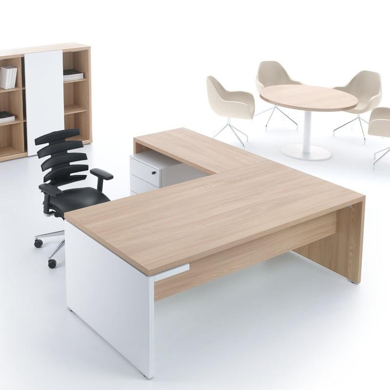 G8 Desk With Return