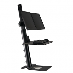 Mobile Sit Stand Unit