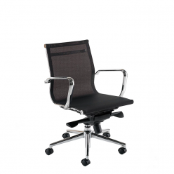 Milan Medium Back Chair