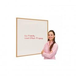 Wood Effect Frame Writing...