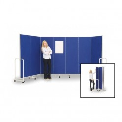 Wallace Screen Partitioning