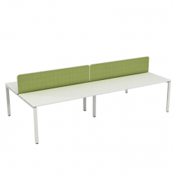 K1 Quad Bench Desk