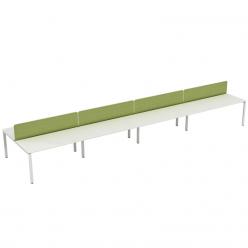 K1 Eight Bench Desks