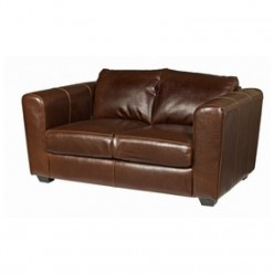 Lewis Leather 2 Seater
