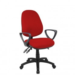 Carillam Fabric Operator Chair