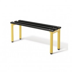 Adult Single Cloakroom Bench