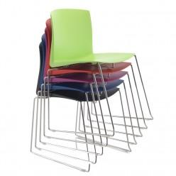 Vigo Sledge Frame Chair