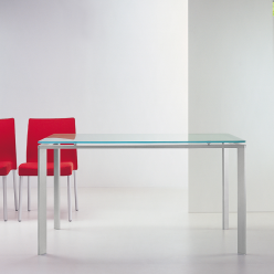PD1 Logico Glass Table
