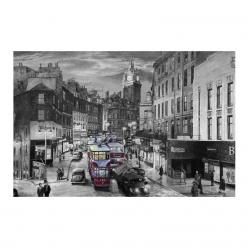 Rush Hour on Leith Street