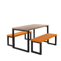 Lotiba Bench Set